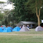 Bushcamp in Naivasha