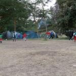 Boys playing football 1