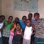 Rescued kids