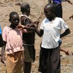 Visiting a mzungu