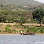 Fishermen on Victoria Lake