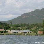 The shore of Victoria Lake I.