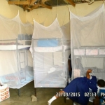 Girls room Mosquito nets